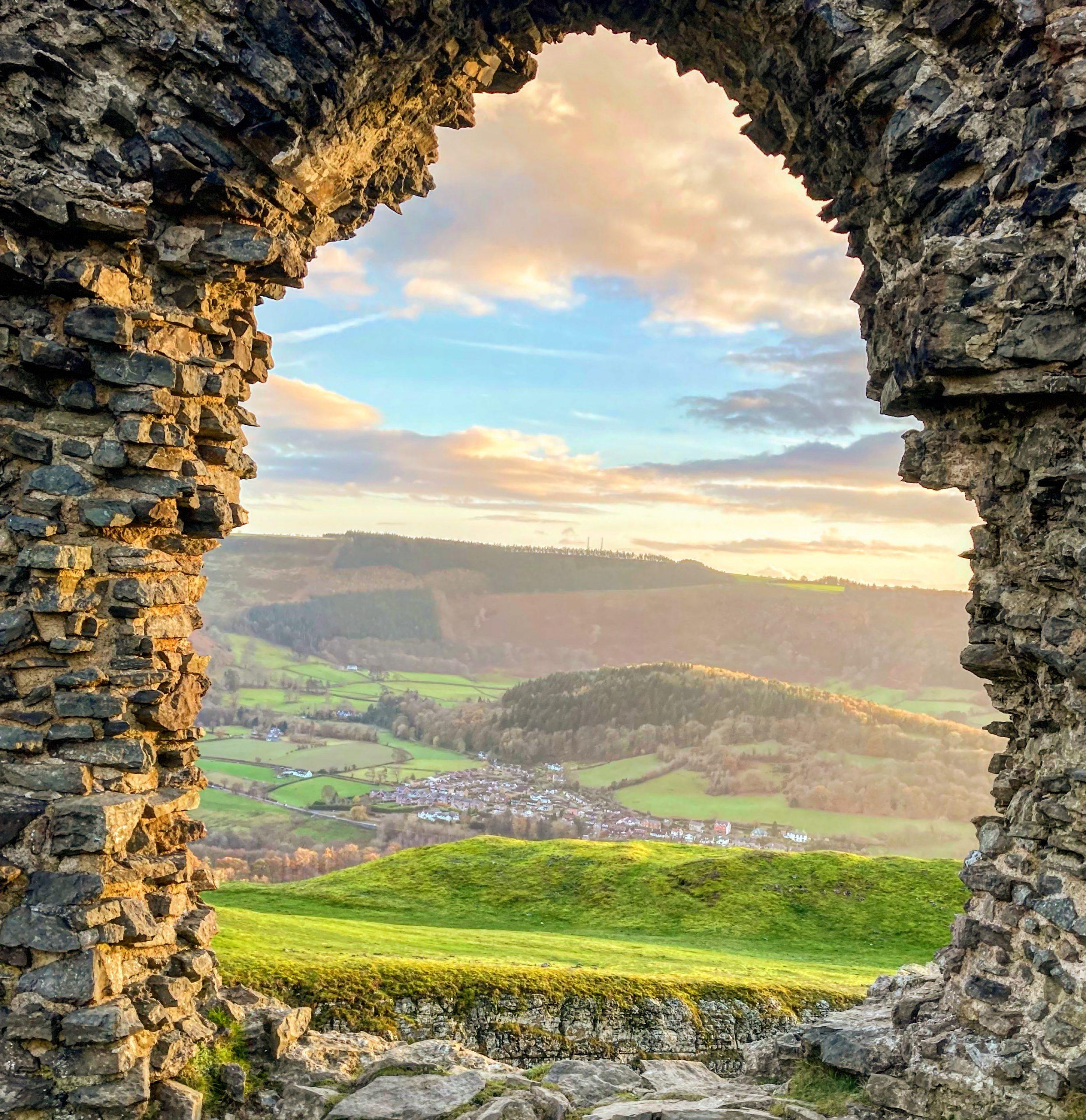 Castell Dinas Bran, Llangollen