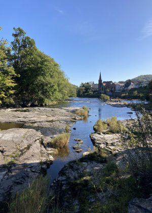 Dee River, Llangollen